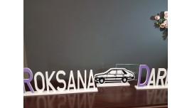 Napis 3D Polonez